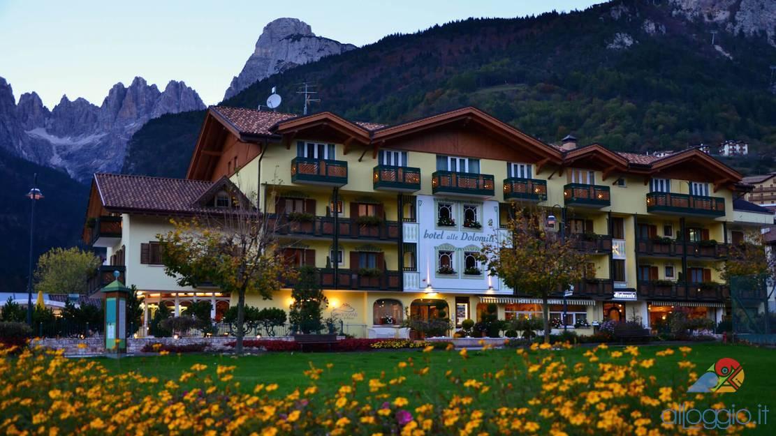 Hotel alle dolomiti struttura 4 stelle a molveno trentino - Hotel a molveno con piscina ...