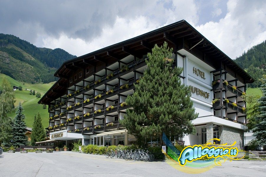 St Jakob Defereggental Hotel Alpenhof