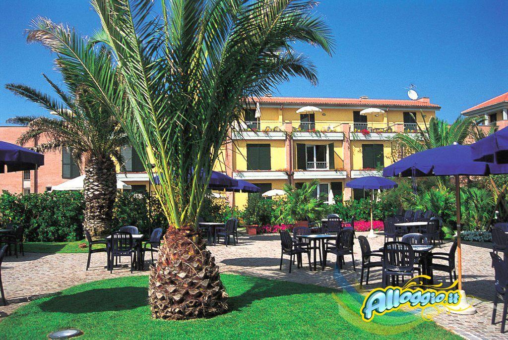 Tassa di soggiorno a Pisa - Residence Club Continental Resort