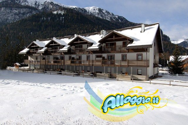 Residence Contrin a Canazei (Trentino)