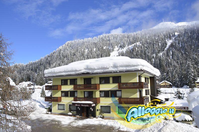 Hotel Cristallo, struttura 4 stelle a Madonna di Campiglio (Trentino)