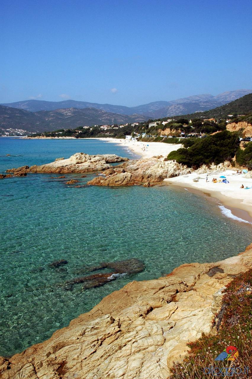 Residence I Delfini a Tiuccia (Corsica)