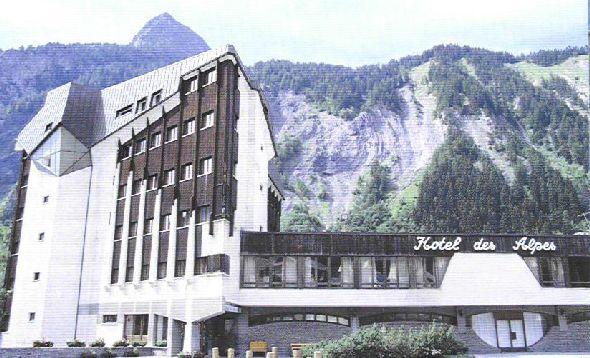 Hotel Club Des Alpes, struttura 2 stelle a Courmayeur (Val d\'Aosta)
