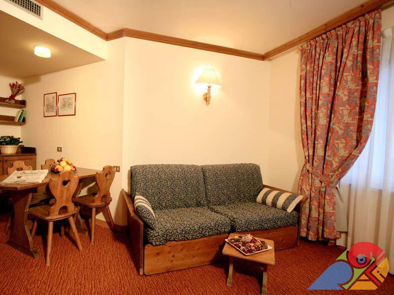 Hotel Alaska, struttura 4 stelle a Cortina d\'Ampezzo (Veneto)