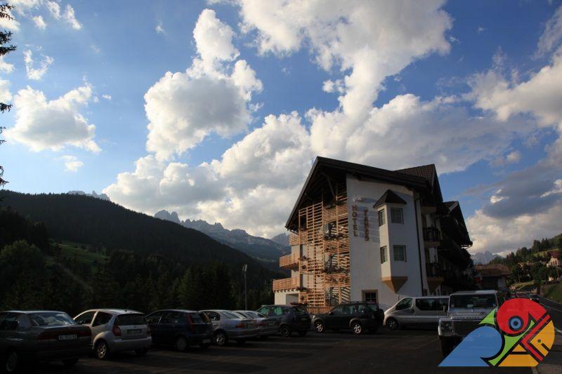 Hotel Fanes, struttura 3 stelle a Moena (Trentino)