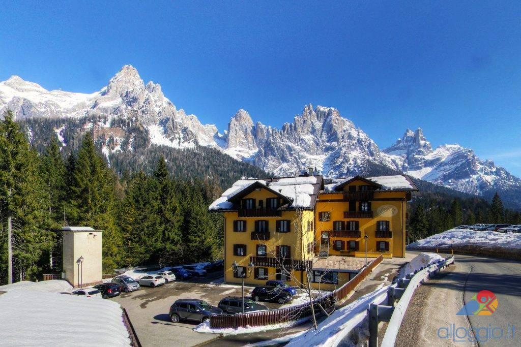 Hotel Fratazza, 3 stelle a San Martino di Castrozza (Trentino)