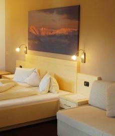 Hotel Gissbach, 3 stelle a S. Giorgio di Brunico (Alto Adige)
