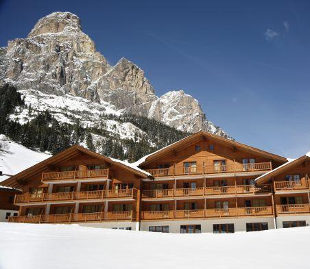 TH Greif Hotel, struttura 4 stelle a Corvara (Alto Adige)