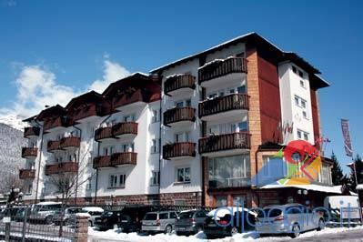 Hotel Andalo, struttura 3 stelle a Andalo (Trentino)