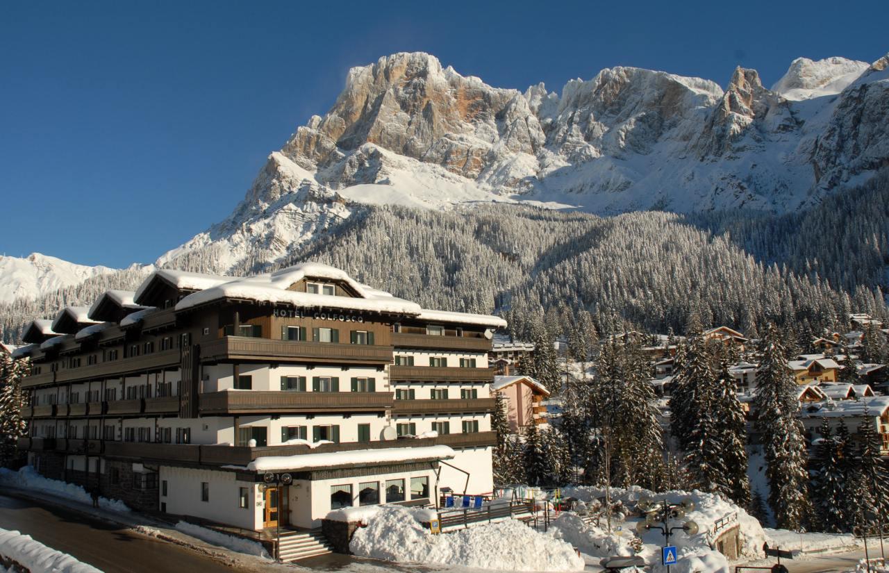 Hotel Colfosco, 3 stelle a San Martino Di Castrozza (Trentino)