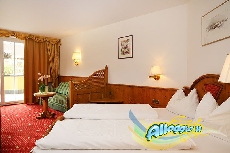 Hotel Laurin, struttura 3 stelle a Dobbiaco (Alto Adige)