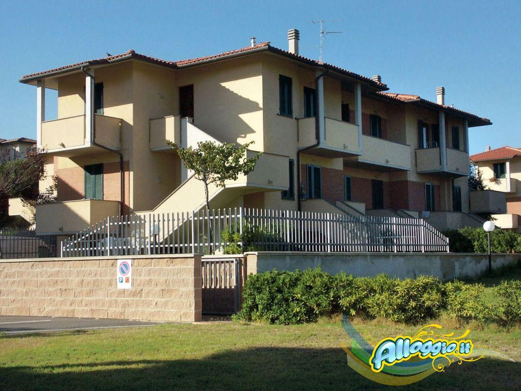 Residence Mietta a Castiglioncello (Toscana)
