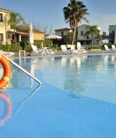 Torre Navarrese Beach Resort ****