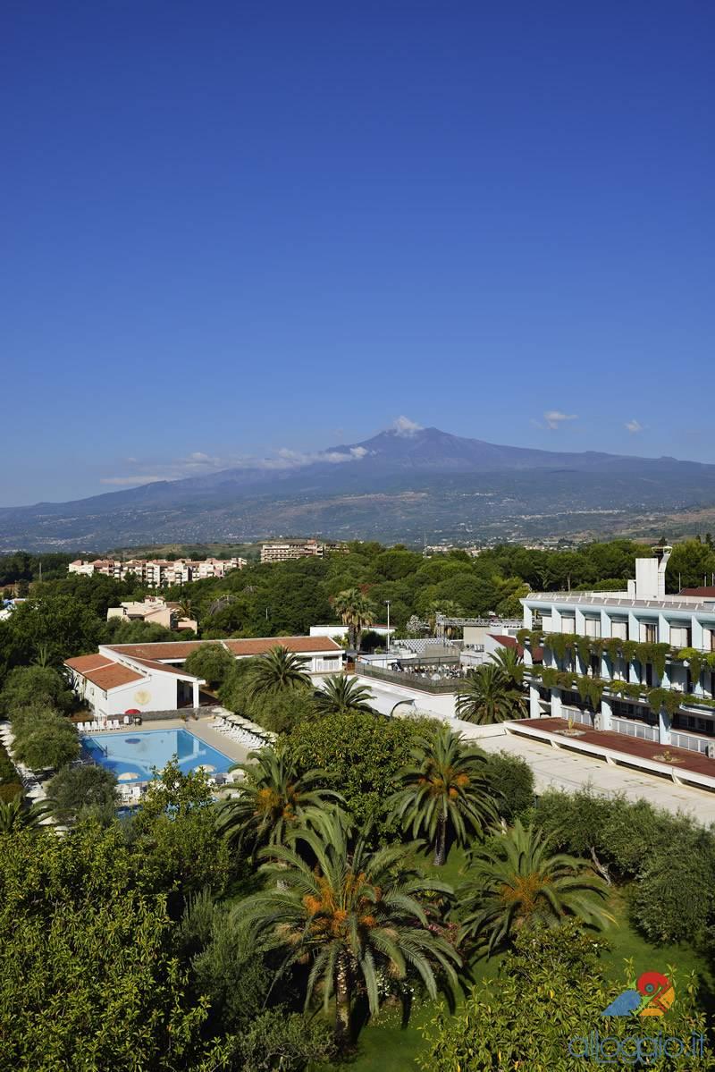 Atahotel naxos beach resort 4 stelle a giardini naxos sicilia - Hotel giardini naxos 3 stelle ...