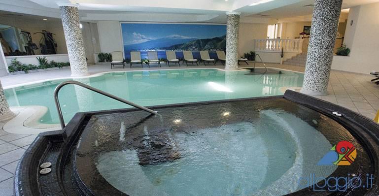 Sant 39 alphio garden hotel spa 4 stelle a giardini naxos sicilia - Centro benessere giardini naxos ...