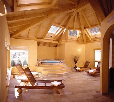 Savoia Palace Hotel, 4 stelle a Madonna di Campiglio (Trentino)