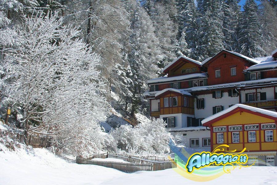 Parkhotel Sole Paradiso, struttura 4 stelle a San Candido (Alto Adige)